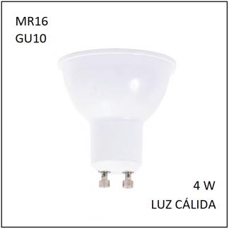 MiniSpot GU10 4W Calida
