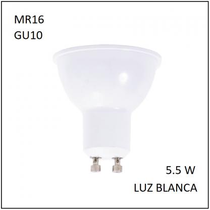 MiniSpot GU10 5.5W Blanca