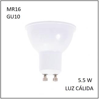 MiniSpot GU10 5.5W Calida