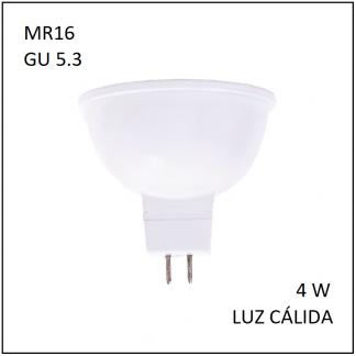 MiniSpot GU5.3 4W Calida