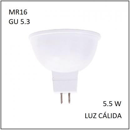 MiniSpot GU5.3 5.5W Calida