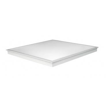 panel led empotrar opalino 60x60 cms 36w luz blanca 100 240v ledon mx. Black Bedroom Furniture Sets. Home Design Ideas