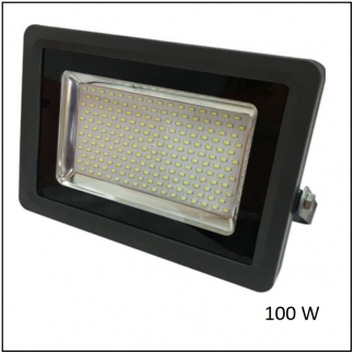 Reflector LED 100W Uso Exterior