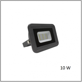 Reflector LED 10W IP65 USO EXTERIOR