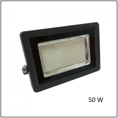 Reflector LED 50W Uso Exterior