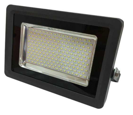 Reflector Led 50w Osram: REFLECTOR LED 100W IP65 SLIM SMD USO INTEMPERRIE 100-240V