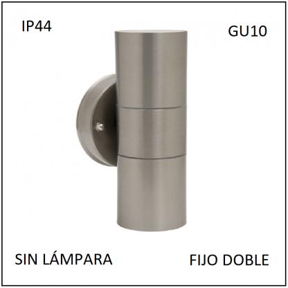 Reflector FIJO DOBLE IP44
