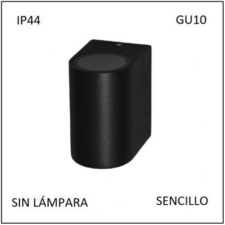 Luminario Pared IP64 Arbotante Sencillo